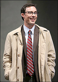 Tom Cavanagh in <I>Some Americans Abroad</I>