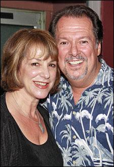 Jana Robbins and Eric Michael Gillett