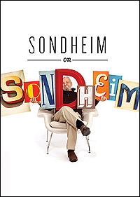 Poster art for <i>Sondheim on Sondheim</i>