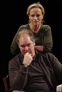 Jay O. Sanders and Laila Robins