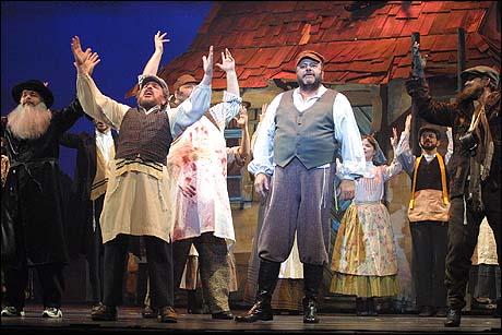Paul Sorvino Is Tevye In Fiddler For North Carolina