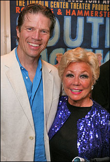 Rod Gilfry and Mitzi Gaynor