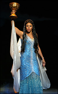 <I>Spamalot</I>'s Lady: Merle Dandridge