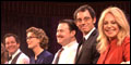 Relatively Speaking Opens on Broadway; Arrivals, Curtain Call and Party