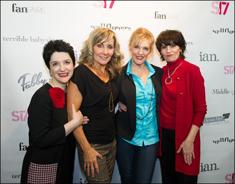 Lauren Cohn, Judy McLane, Stacia Fernandez and Beth Leavel