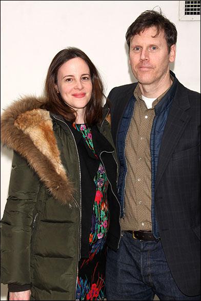 Maria Dizzia and Will Eno