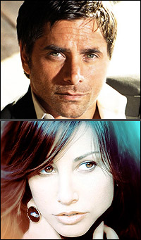 John Stamos and Gina Gershon will star in the Roundabout's <I>Birdie</I> revival at the Henry Miller's Theatre.