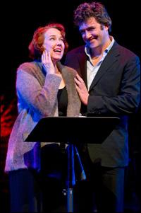 Harriet Harris and Craig Bierko