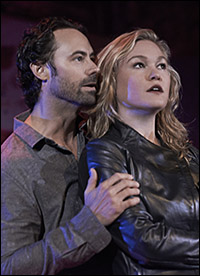James Wirt and Julia Stiles