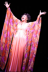 Leslie Uggams in <i>Stormy Weather</i> in 2009.