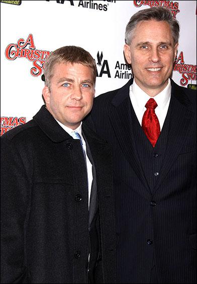 Peter Billingsley and Gerald Goehring