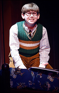 Johnny Rabe of <i>A Christmas Story, The Musical</i>