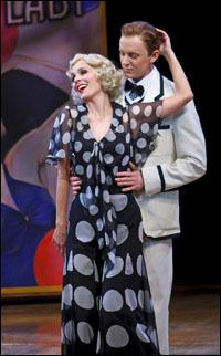 Cynthia Dale and Kyle Blair