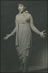 Barbra Streisand in <i>Funny Girl</i>