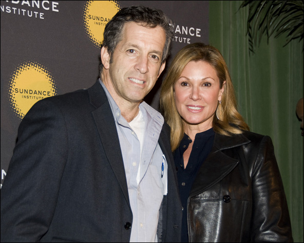 Kenneth Cole and Maria Cole
