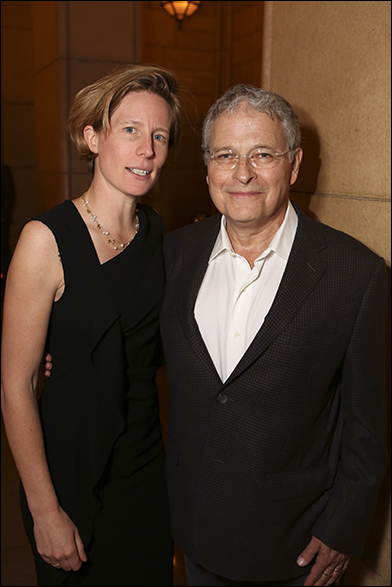 Thea Sharrock and Lawrence Kasdan