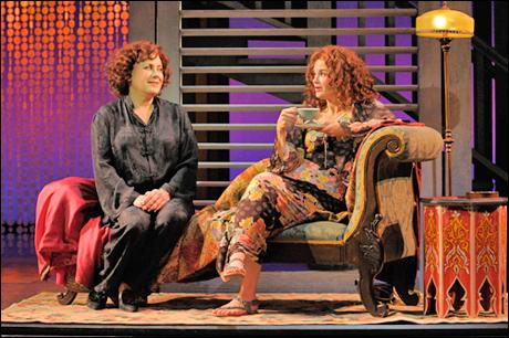 Judy Kaye and Mary Birdsong
