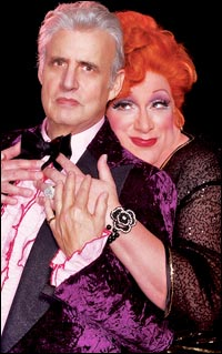 Jeffrey Tambor and Harvey Fierstein