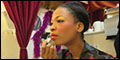 PHOTO EXCLUSIVE: A Two-Show Day at Broadway's A Night with Janis Joplin With Taprena Michelle August