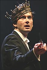 Tennant in <I>Hamlet</I>