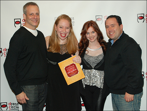 Dan Chilewich, Jennifer Ashley Tepper, Brisa Trinchero and Todd Gershwin