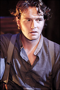 Olivier Award winner David Thaxton as Giorgio in <i>Passion</i>.