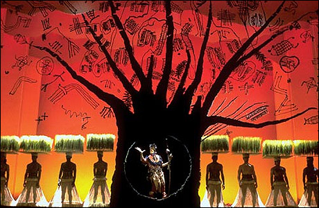 Lion King Becomes Eighth Longest-Running Show in Broadway ...