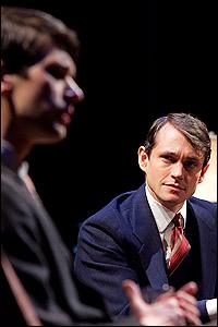 <I>The Pride</I> stars Ben Whishaw and Hugh Dancy.