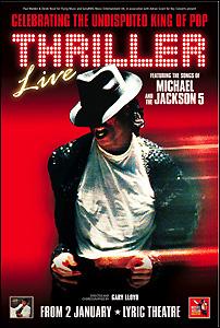 Poster for <I>Thriller