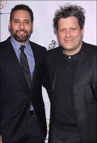 Arnold Germer and Isaac Mizrahi