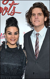 Choreographer Sonya Tayeh and director Alex Timbers