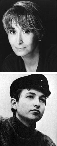 Twyla Tharp and Bob Dylan