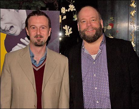 Greg McFadden and Brian Keane