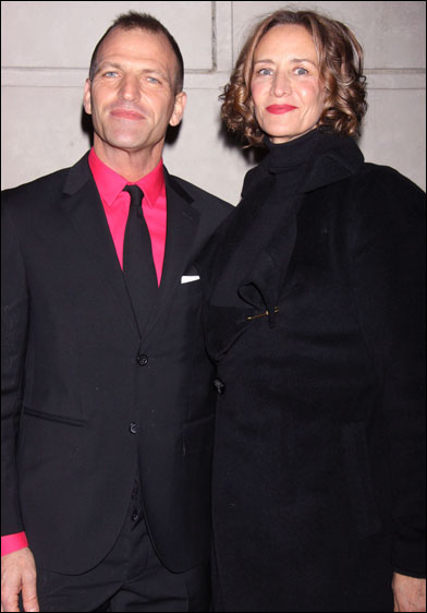 Joe Coleman and Janet McTeer