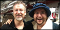 """PHOTO EXCLUSIVE: """"Now Is the Time!"""" A Two-Show Day at Broadway's Cinderella With Todd Buonopane"""