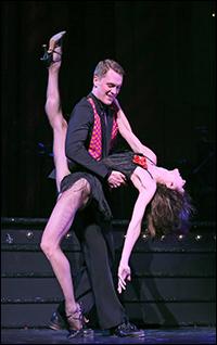 Shonn Wile and Irina Dvorovenko