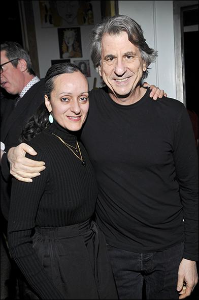 Isabel Toledo and David Rockwell