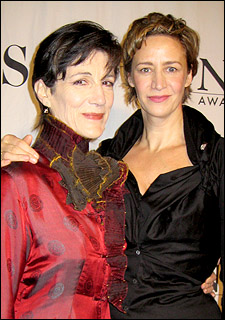 Harriet Walter and Janet McTeer