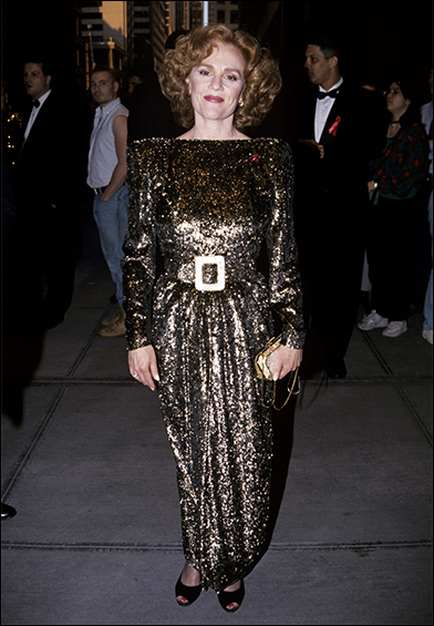 Madeline Kahn at the 1993 Tony Awards