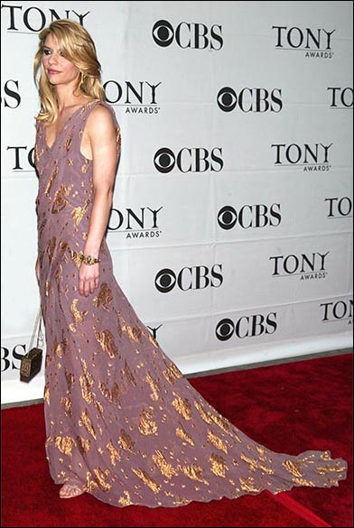 Claire Danes at the 2007 Tony Awards