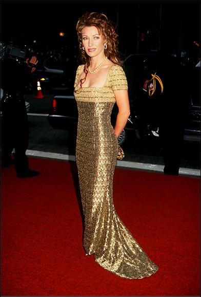 Jane Seymour at the 1998 Tony Awards