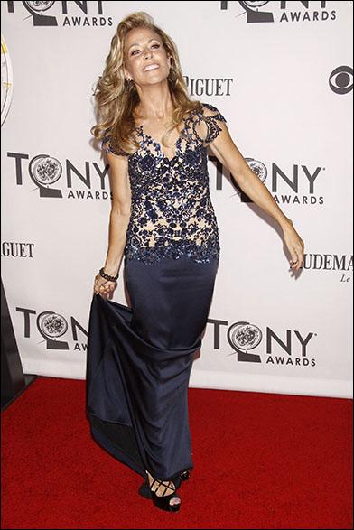 Sheryl Crow at the 2012 Tony Awards