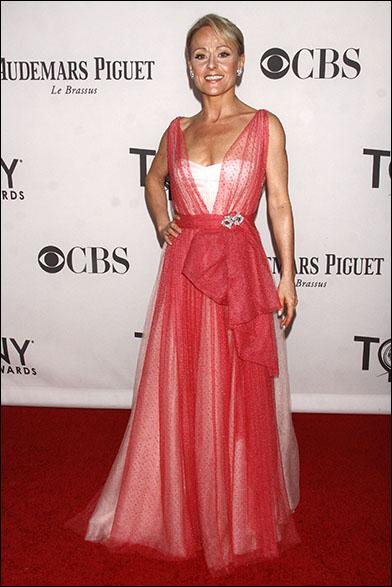 Tracie Bennett at the 2012 Tony Awards