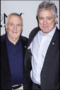 John Kander and David Thompson
