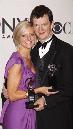 Marianne Elliott and Tom Morris