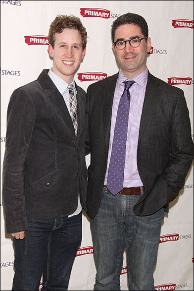Alex Wyse and Jonathan Tolins