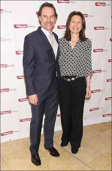 Jonathan Walker and Jennifer Van Dyck