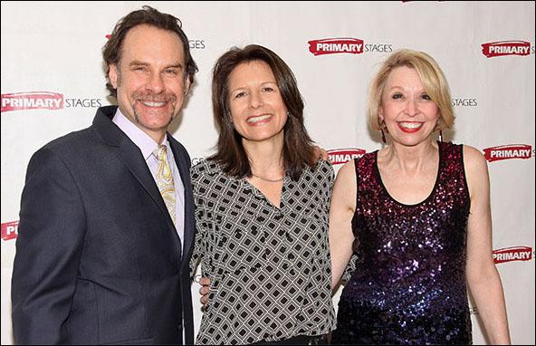 Jonathan Walker, Jennifer Van Dyck and Julie Halston