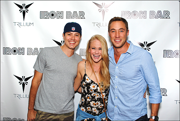 Carrie St. Louis, Aaron C. Finley and Kyle Lowder
