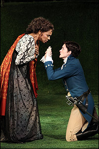 <I>Twelfth Night</I> stars Audra McDonald and Anne Hathaway